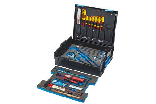 4010886932162 - GEDORE GEDORE-SORTIMO L-BOXX 136 WITH ASSORTMENT INSTALLATION, 44-PC