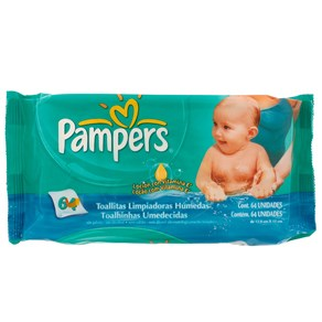 4015400550440 - LENCO INF PAMPERS C/64 REGULAR