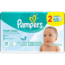 4015400550471 - LENCO INF PAMPERS C/128 REGULAR