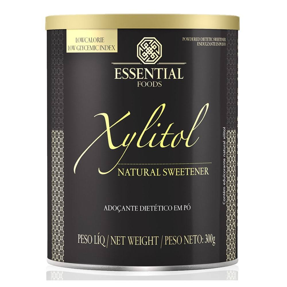 0040232847967 - XYLITOL NATURAL SWEETENER 300G ESSENTIAL NUTRITION