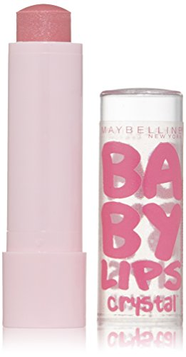 0041554424614 - MAYBELLINE NEW YORK BABY LIPS CRYSTAL LIP BALM, MIRRORED MAUVE, 0.15 OUNCE