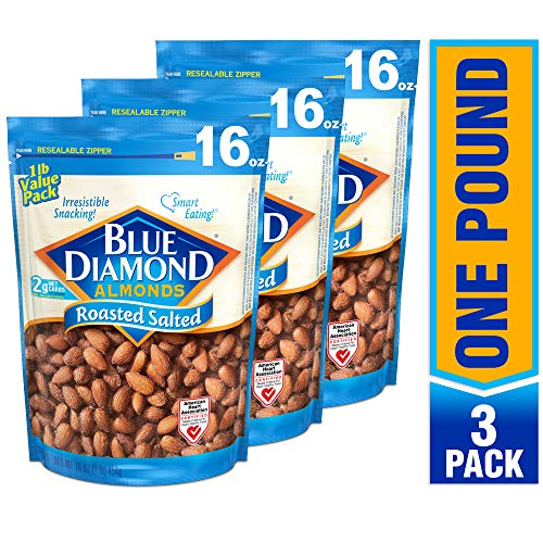 0041570030851 - ALMONDS ROASTED SALTED