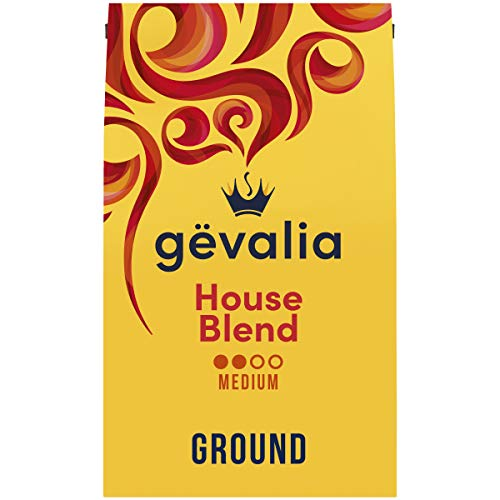 0043000077979 - GEVALIA HOUSE BLEND GROUND COFFEE (20OZ BAG)