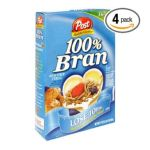 0043000180327 - 100% BRAN CEREAL BOXES