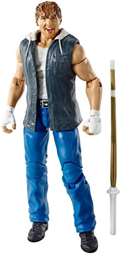 4516796884312 - WWE ELITE COLLECTION SERIES #36 -DEAN AMBROSE