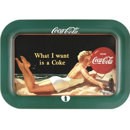 4560177783053 - COCA -COLA TRAY (WHAT I WANT)