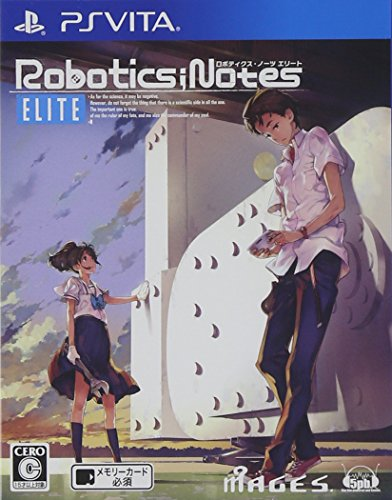 4582325379017 - ROBOTICS;NOTES ELITE (通常版)
