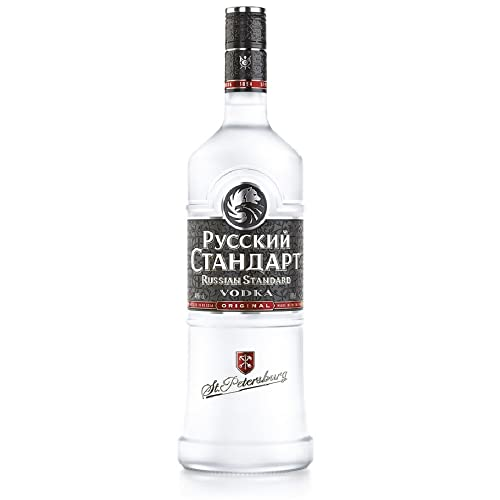 4603400000203 - VODKA RUSSIAN 1L STANDARD