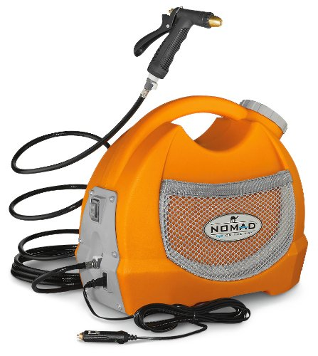 0046034894246 - NOMAD H2O ON-THE-GO PORTABLE POWER WASHER