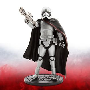 0461722713041 - DISNEY CAPTAIN PHASMA ELITE SERIES DIE CAST ACTION FIGURE - 7 1/4'' - STAR WARS: THE FORCE AWAKENS - ARMORED AND DANGEROUS