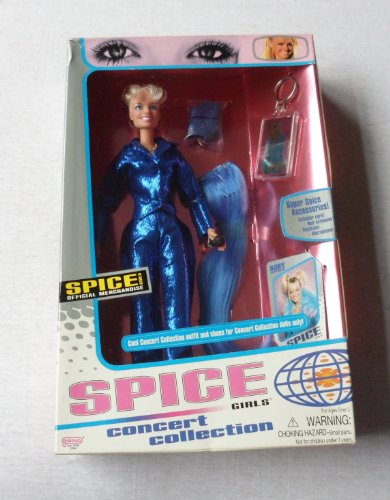 0047246235421 - SPICE GIRLS CONCERT COLLECTION BABY SPICE