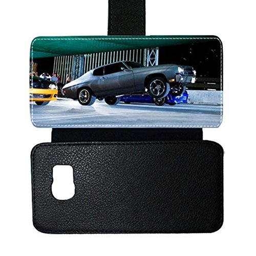 4774884554510 - FOR GALAXY S6 CASES COVERS GIRLS CARD SLOT WITH DOM CAR LOVELINESS