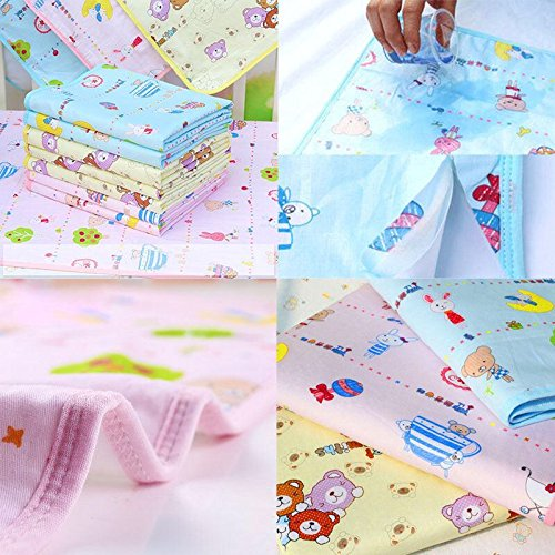 4874588548201 - > CHANGING PADS & COVERS NEW BABY INFANT WATERPROOF URINE MAT COVER REUSABLE BURP CHANGING PADS HOME TRAVEL WHOLESALE PRICE