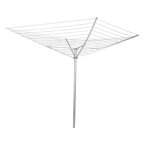 0048904110005 - HOUSEHOLD ESSENTIALS 12-LINE OUTDOOR UMBRELLA-STYLE CLOTHES DRYER
