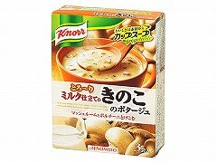 4901001159055 - KNORR MILK MASHROOM POTAGE 3PACKSX10