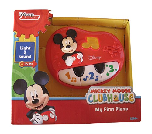 0049022849983 - DISNEY MICKEY MOUSE MY FIRST PIANO
