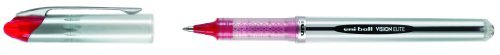 4902778707555 - UNI-BALL VISION ELITE ROLLERBALL UB-200 - RED
