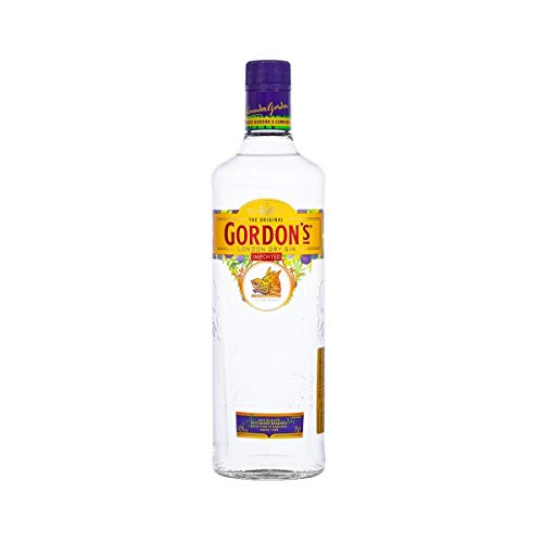5000289020701 - GIN LONDON DRY GORDONS GARRAFA 750ML
