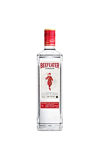 5000329002537 - GIN LONDON DRY BEEFEATER GARRAFA 750ML