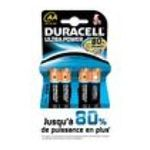 5000394002562 - DURACELL | DURACELL- ULTRA AA BATTERIES, PACK OF 4