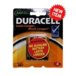 5000394097858 - DURACELL | PACK OF 4 AAA BATTERIES