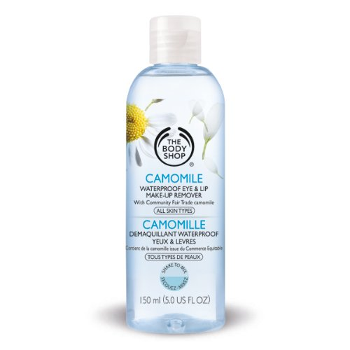 5028197979539 - THE BODY SHOP CAMOMILE WATERPROOF EYE/LIP MAKE-UP REMOVER FOR UNISEX, 5 OUNCE