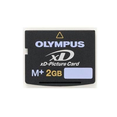 0050332401747 - OLYMPUS M+ 2 GB XD-PICTURE CARD FLASH MEMORY CARD 202249 RETAIL PACKAGE