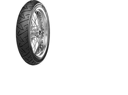 5054844022631 - PEUGEOT LUDIX 2 50 ONE LUXE 100/80-10 CONTI MOTORCYCLE CONTITWIST FRONT TYRE