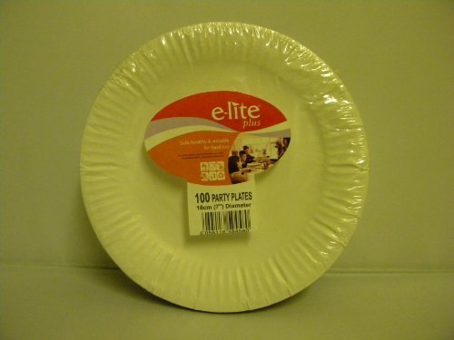 5055116594580 - 100 PARTY PLATES