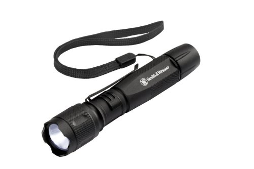 5055732398524 - SMITH AND WESSON GALAXY ELITE 2 AA CREE LED TACTICAL FLASHLIGHT