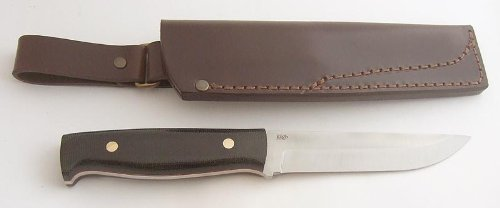 5055732605295 - ENZO CAMPER 125 D2 FIXED BLADE KNIFE