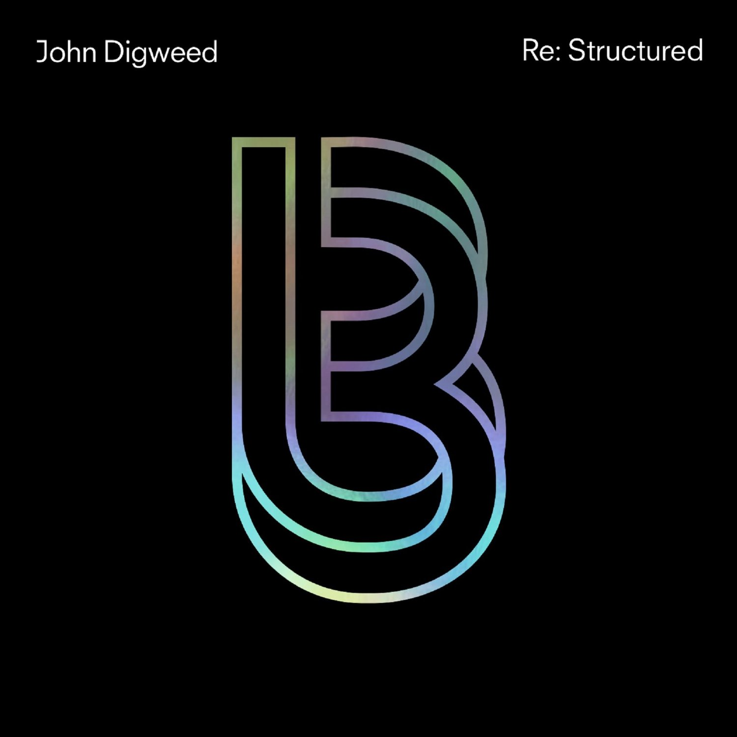 5060243329462 - JOHN DIGWEED - RE: STRUCTURED