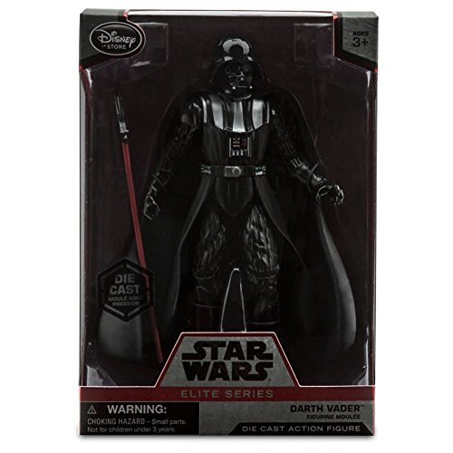 5060310827709 - DARTH VADER ELITE SERIES DIE CAST ACTION FIGURE - 7'' - STAR WARS