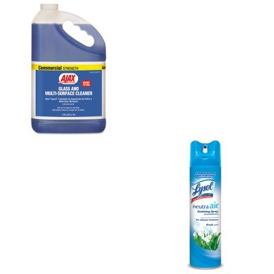 0510003657113 - KITCPM04174CTRAC76938EA - VALUE KIT - AJAX GLASS AND MULTI-SURFACE CLEANER (CPM04174CT) AND NEUTRA AIR FRESH SCENT (RAC76938EA)