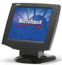 0511287707020 - 3M MICROTOUCH M150 HIGH BRIGHTNESS TOUCH SCREEN MONITOR