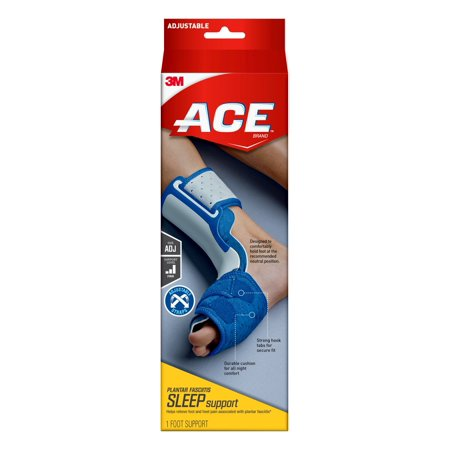 0051131198241 - ACE PLANTAR FASCIITIS SLEEP SUPPORT RELIEVES MORNING FOOT AND HEEL PAIN 1 EA