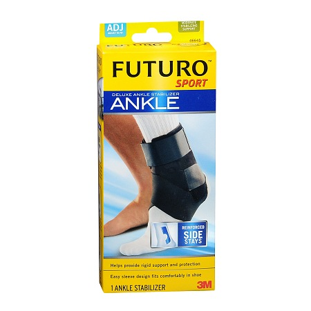 0051131201514 - SPORT DELUXE ANKLE STABILIZER 1 STABILIZER