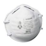0051131919136 - 3M 8200 PARTICULATE RESPIRATOR N95, 20-PACK