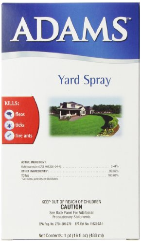 5147841577492 - ADAMS YARD PEST CONTROL SPRAY, 16-OUNCE