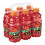 0052000121261 - ALL STARS THIRST QUENCHER STRAWBERRY