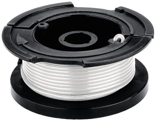 5557890127775 - BLACK+DECKER AF-100 STRING TRIMMER REPLACEMENT SPOOL WITH 30 FEET OF .065-INCH LINE