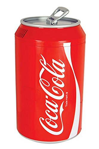 0059586600869 - KOOLATRON THERMOELECTRIC COCA-COLA CAN REFRIGERATOR CC12 NEW 12 CAN SIZE