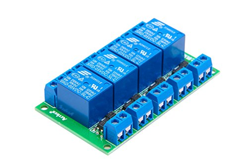 KNACRO SRD-05VDC-SL-C 4-WAY OPTO ISOLATED OPTOCOUPLER