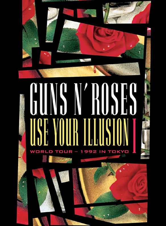 0602498605714 - GUNS N' ROSES - USE YOUR ILLUSION I (WORLD TOUR 1992 IN TOKYO)