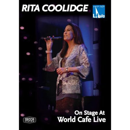0602517321786 - RITA COOLIDGE: ON STAGE AT WORLD CAFE LIVE