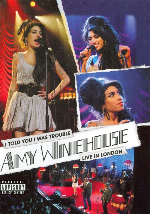 0602517497160 - AMY WINEHOUSE: I TOLD YOU I WAS TROUBLE (DVD)