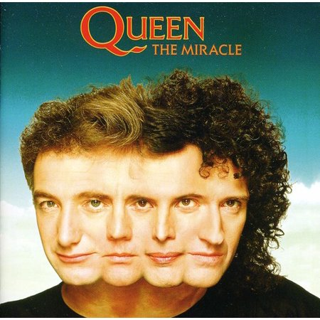 0602527799872 - CD QUEEN - THE MIRACLE - DUPLO