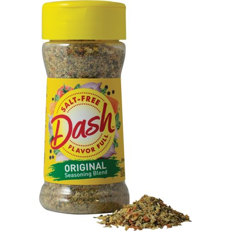 0605021000086 - TEMPERO MRS DASH SABOR ORIGINAL BLEND