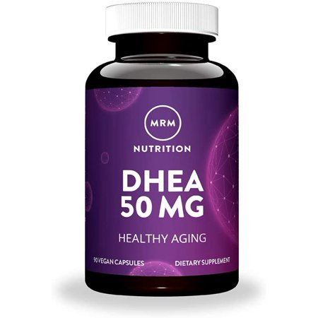 0609492410054 - DHEA 50 MG,90 COUNT
