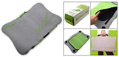 0610256471662 - NEOPRENE 2 IN 1 CARRY CASE TRAVEL BAG PAD FOR WII FIT BALANCE BOARD
